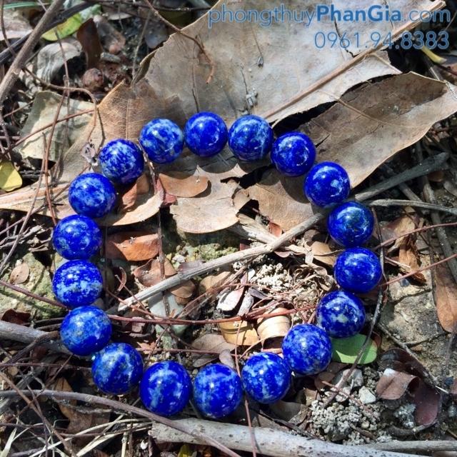Đặc Tính - Ý Nghĩa và Công Dụng Của Đá Đá Lapis Lazuli