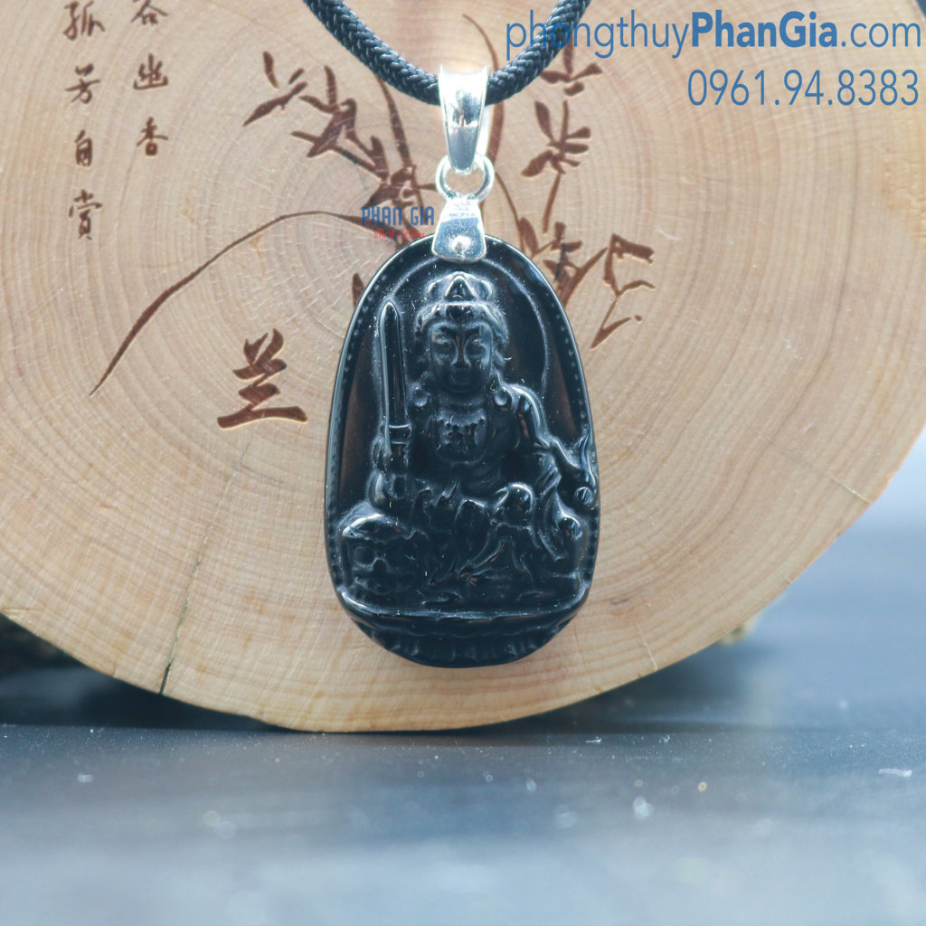 Phật Bản mệnh tuổi Mão: Văn Thù Bồ Tát