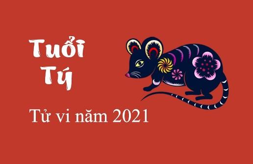 TỬ VI TUỔI TÝ NĂM 2021