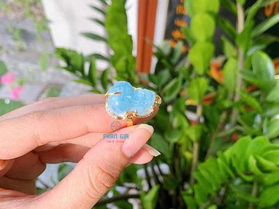 Nhẫn Tỳ Hưu Aqua Tại Nghệ An