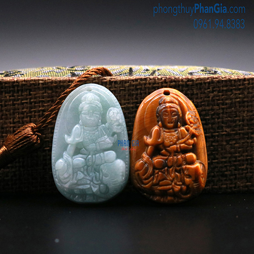 Mặt Phật Phổ Hiền Bồ Tát