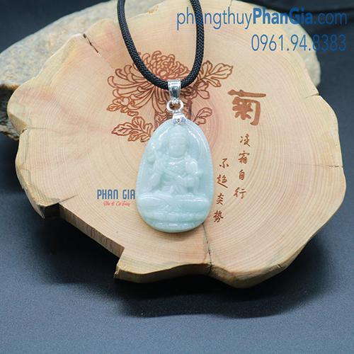 Mặt Phật Bản Mệnh Đại Thế Chí Bồ Tát Ngọc