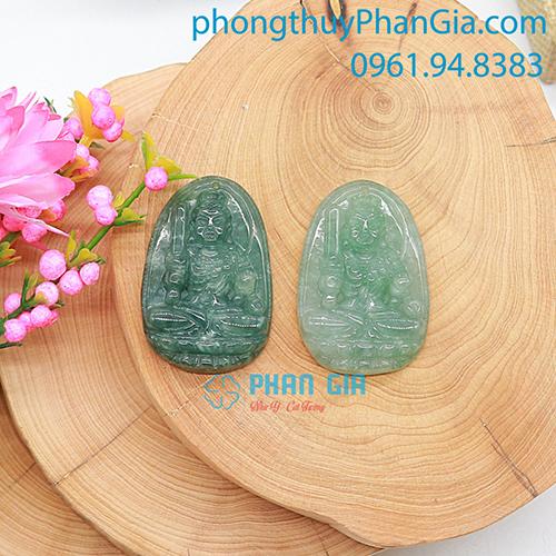 Mặt Phật Bất Động Minh Vương Ngọc