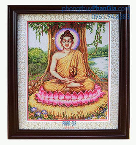 Tranh Thêu Đức Phật
