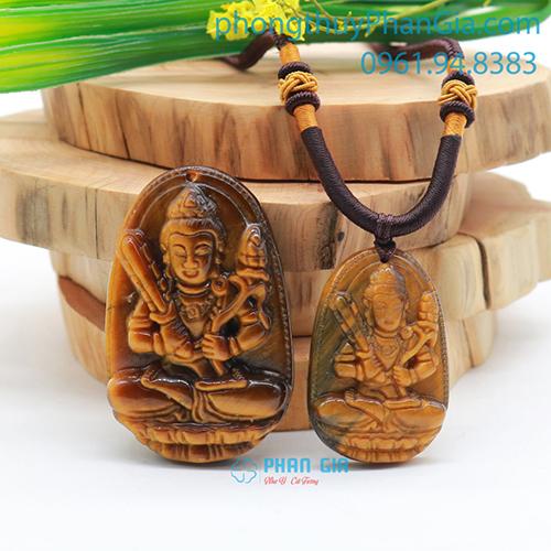 Phật Bản Mệnh Hư Không Tạng Bồ Tát Mắt Hổ Dành Cho Tuổi Sửu,Dần