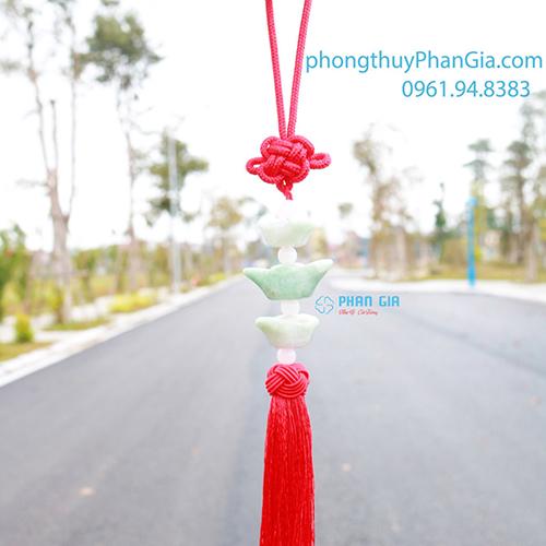 Treo Xe Nén Đồng Tiền