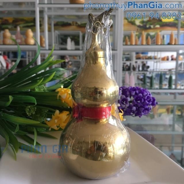 Hồ Lô Trơn Vàng